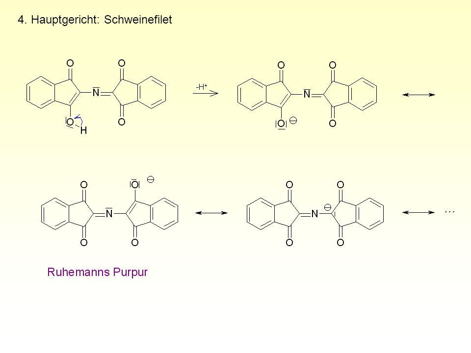 Molekulare Mechanismen der Geschmackserkennung Süß: größte Variabilität in Struktur der süßschmeckenden Moleküle Künstliche Süßstoffe: meist Zufallsentdeckungen Strukturelle Gemeinsamkeiten: -2 polare Substituenten -1 nucleophile/ 1 elektrophile Gruppe Rezeptor-Bindungsareal: hydrophobe Tasche mit korrespondierenden Gruppen 3.