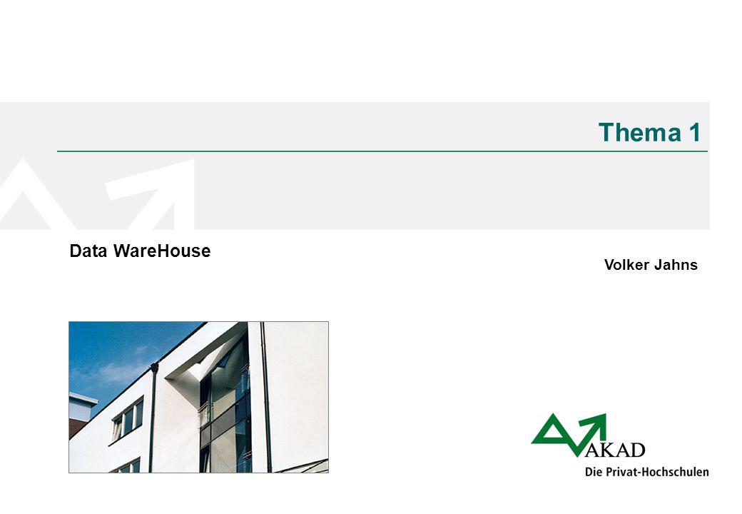 [3.] Data Warehouse vs. Data Mart