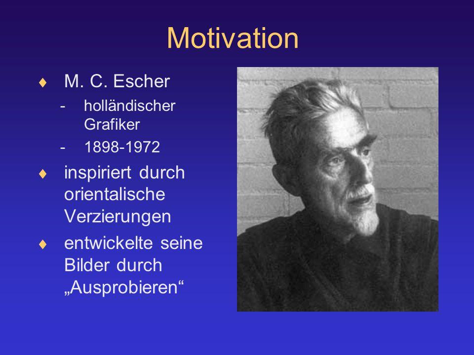 Motivation  M. C.