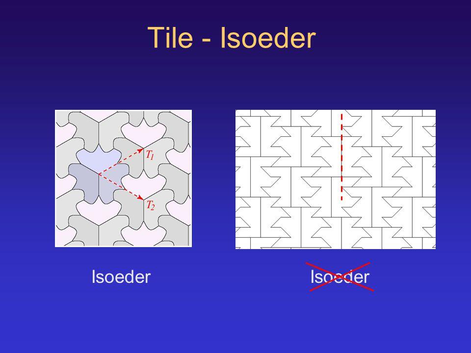 Tile - Isoeder Isoeder