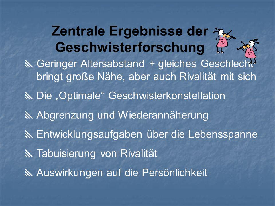 Buchempfehlung  Hartmut Kasten (2005): Geschwister – Vorbilder, Rivalen, Vertraute.