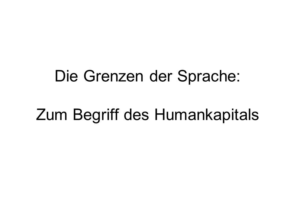 Wie kann das deutsche Bildungswesen im internationalen Wettbewerb bestehen.