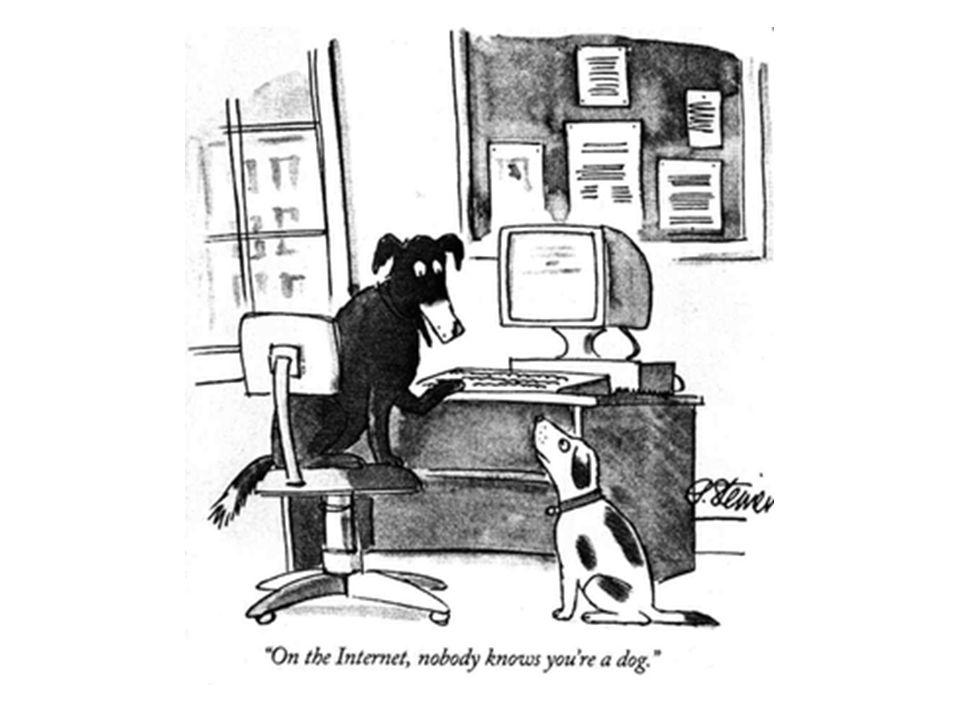 Das war damals… (The New Yorker, 5. Juli 1993)