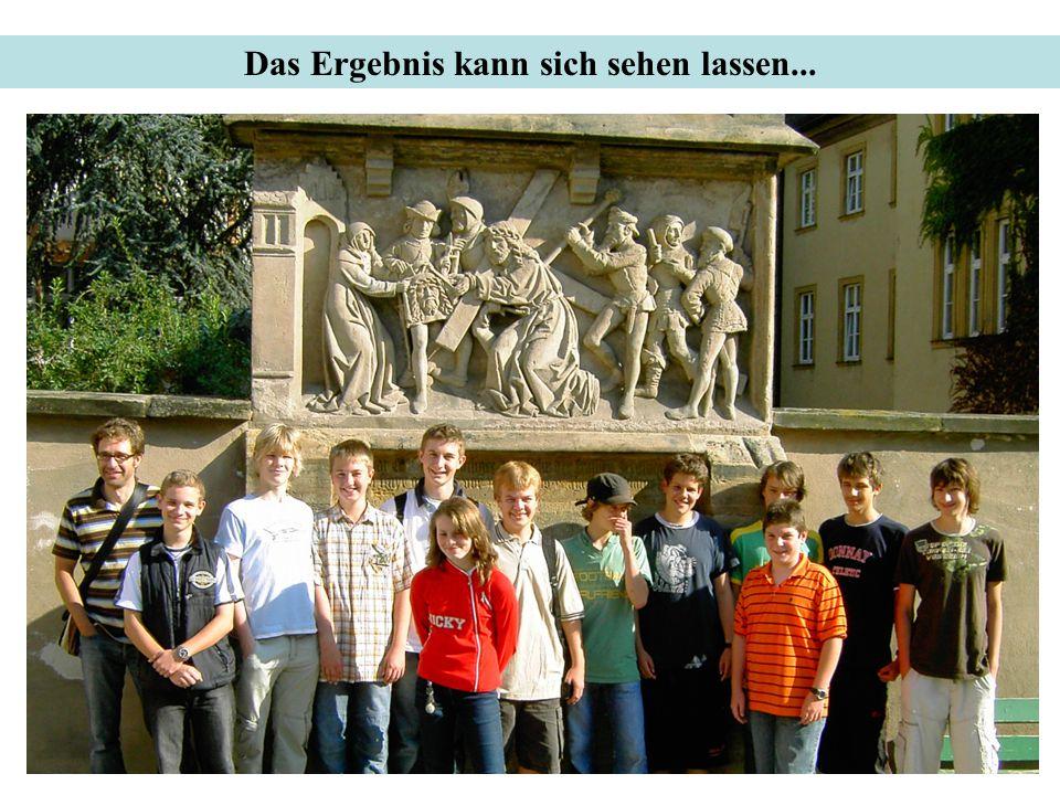 2005-2008 Das vergessene Portal am Michelsberg Der Stein beginnt zu reden Denkmalpatenschaft III des Kaiser-Heinrich- Gymnasiums