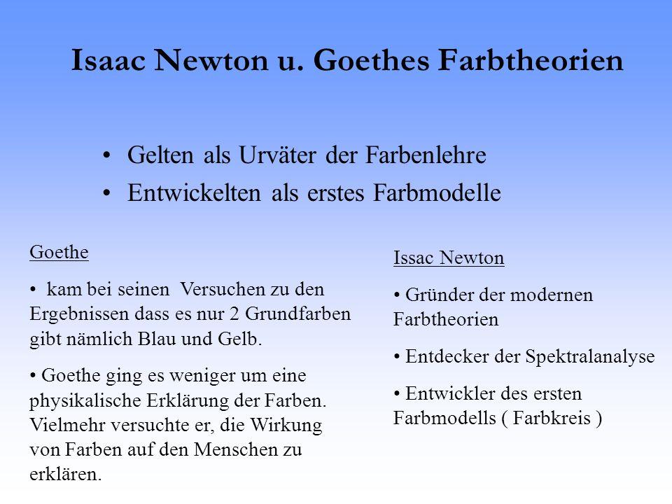 Isaac Newton u.