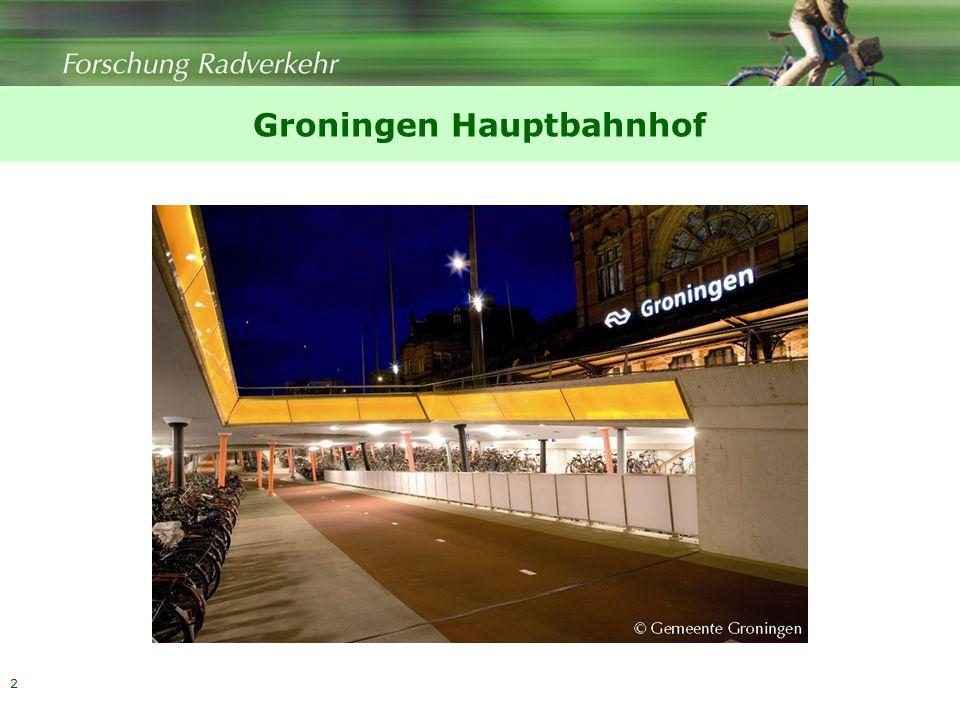 2 Groningen Hauptbahnhof