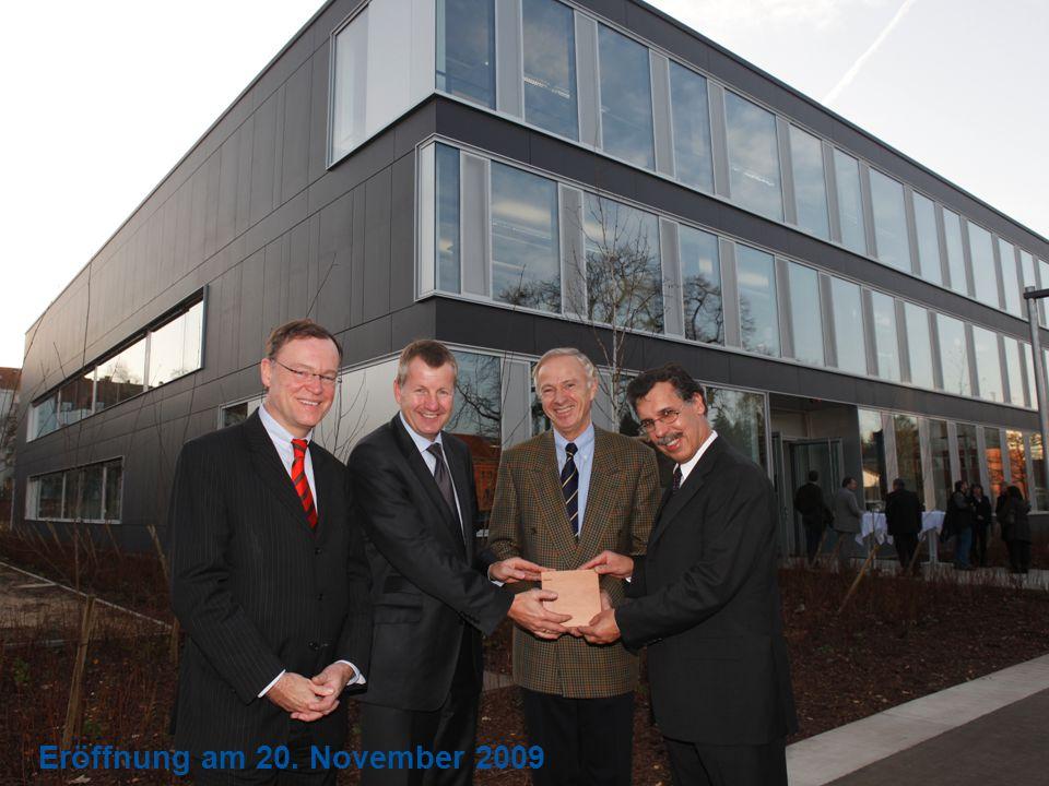 Seite 23Dr. Fritz Schulze Wischeler Eröffnung am 20. November 2009
