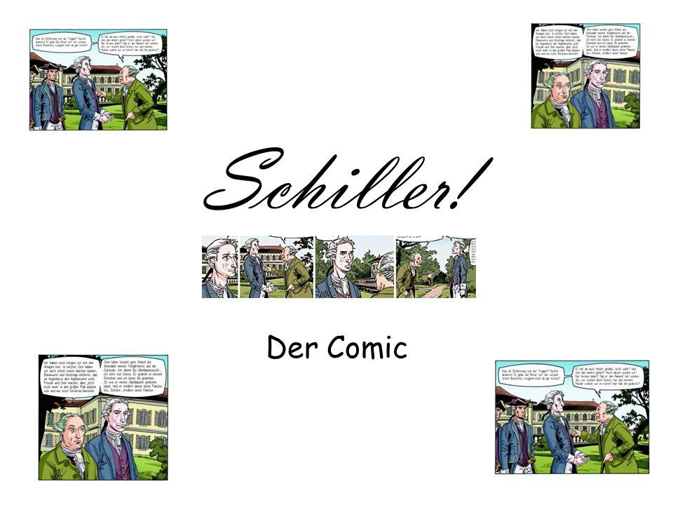 Schiller! Der Comic