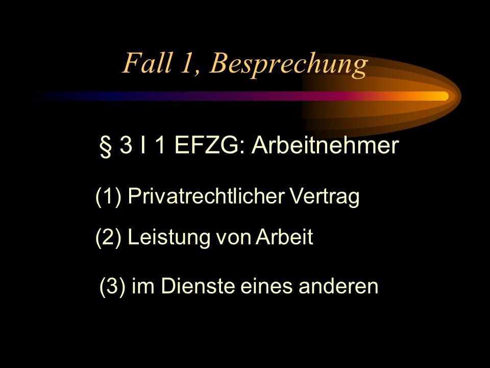 """Fall 1 """"Franchise-Vertrag""""  Frisch Fruchtig Namensnutzung Produktbereitstellung Mindestlagerhaltung etc. Produktvermarktung Ware nur von Fruchtig 40"""