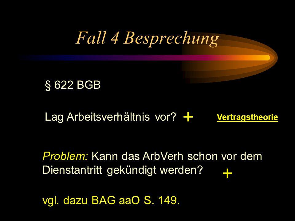 Fall 4 Wismut  Acetyl AG  Laborleiter Benzol AG Komm zu mir.