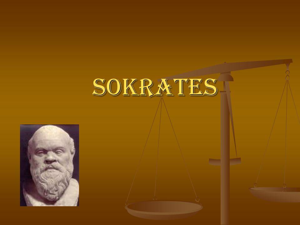 Sokrates- Seine Zeit Sokrates (469- 399 v.Chr.) Sokrates (469- 399 v.
