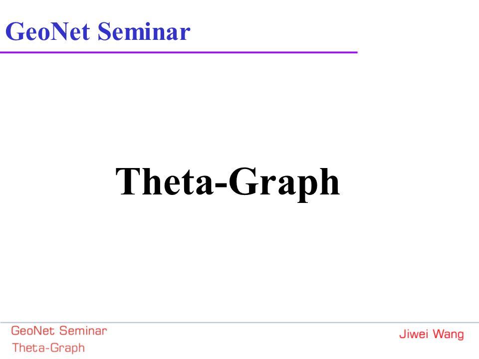 Folgerung Wenn im theta-graph ist und k>8, dann ist,deshalb ist Verhältnisse =B kB 104.52 151.97 201.56 251.39 301.30 351.24 401.20