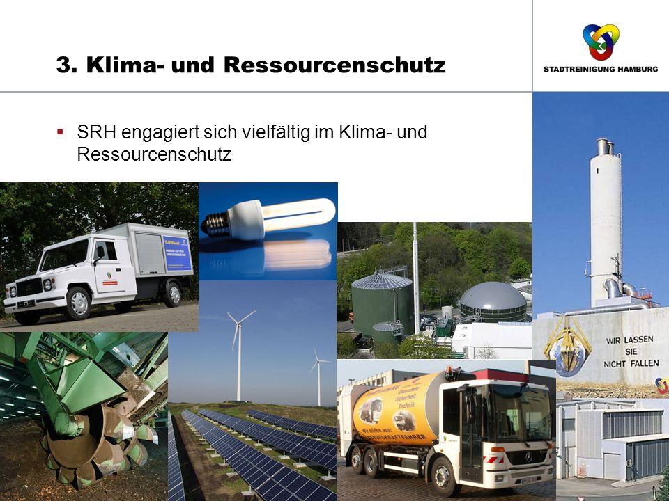 3. Klima- und Ressourcenschutz 13  SRH engagiert sich vielfältig im Klima- und Ressourcenschutz