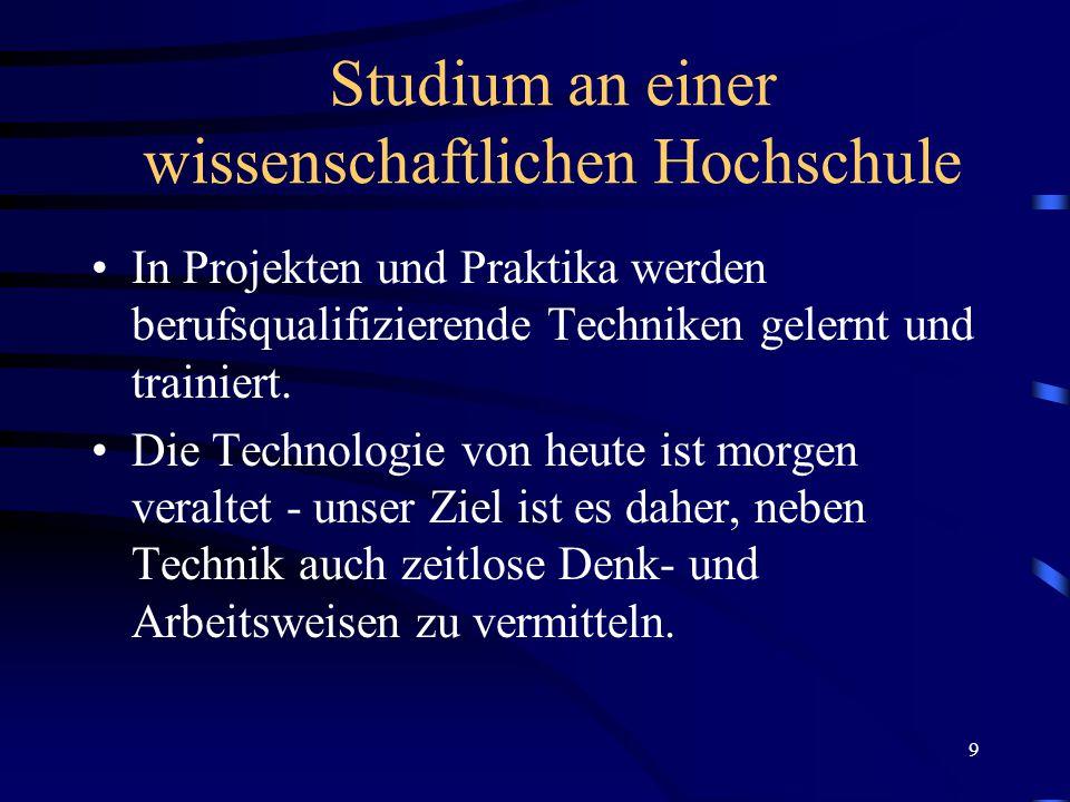 29 Infos und Kontakte Zentrale Studienberatung der Uni Paderborn Tel.: 05251-60 20 07 Prof.