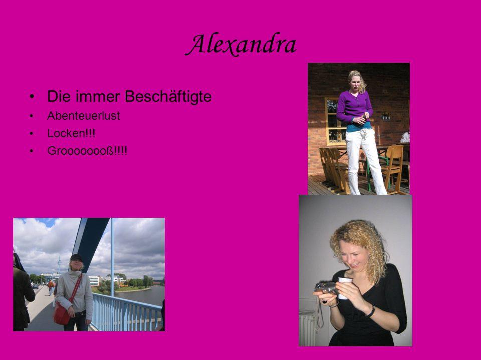 European Master in Intercultural Education 2005-06 präsentiert seine bunten Mitglieder..