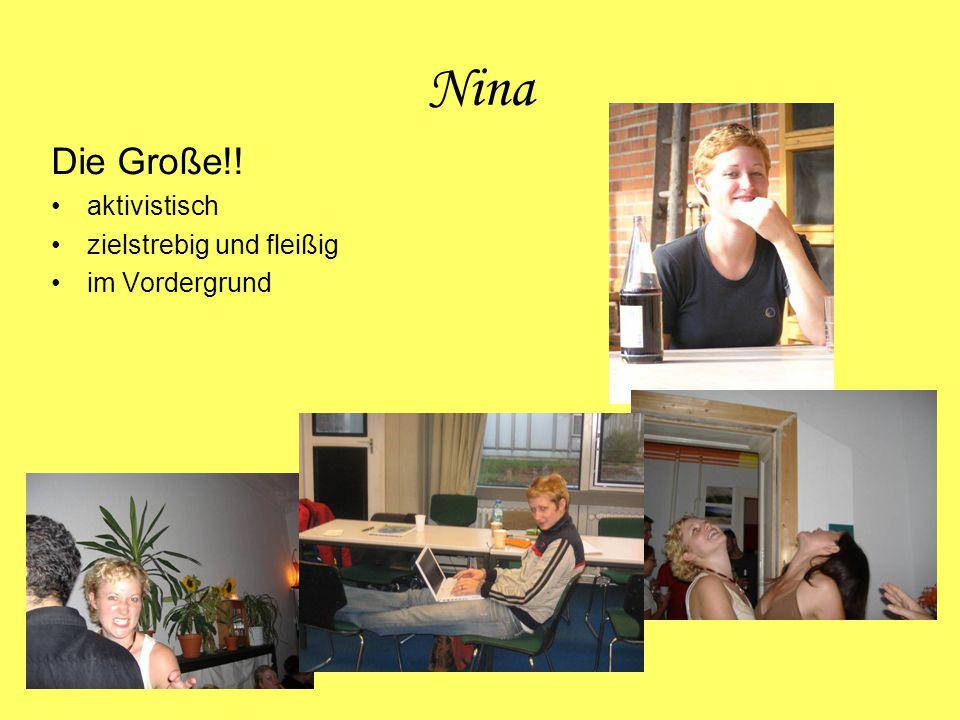 "Nina Die ""Kleine !."