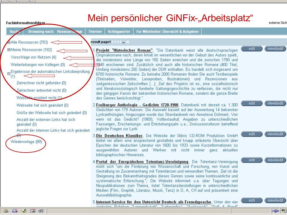 """17.10.2006Tagung Geselliges Arbeiten 12 Mein persönlicher GiNFix-""""Arbeitsplatz"""