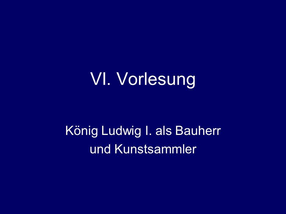 """PD Dr.Hannelore PutzVorlesung """"Bayern im Vormärz (1815-1848) Heinz Gollwitzer, Ludwig I."""