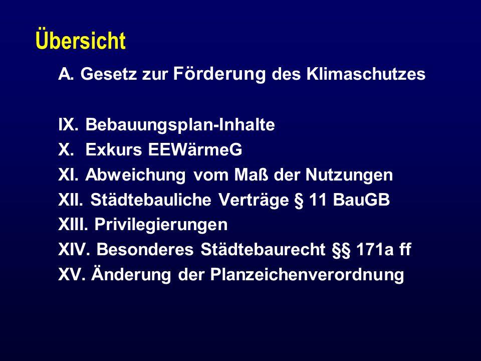 B.BauGB-Novelle 2013 n Tierhaltungsanlagen im Außenbereich n Ausgangslage n Privilegierung Nr.