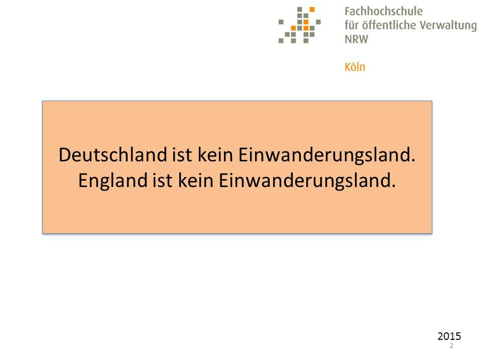 2009 1990 leben 5 Millionen Ausländerinnen und Ausländer in der BRD. 63 Deutschland