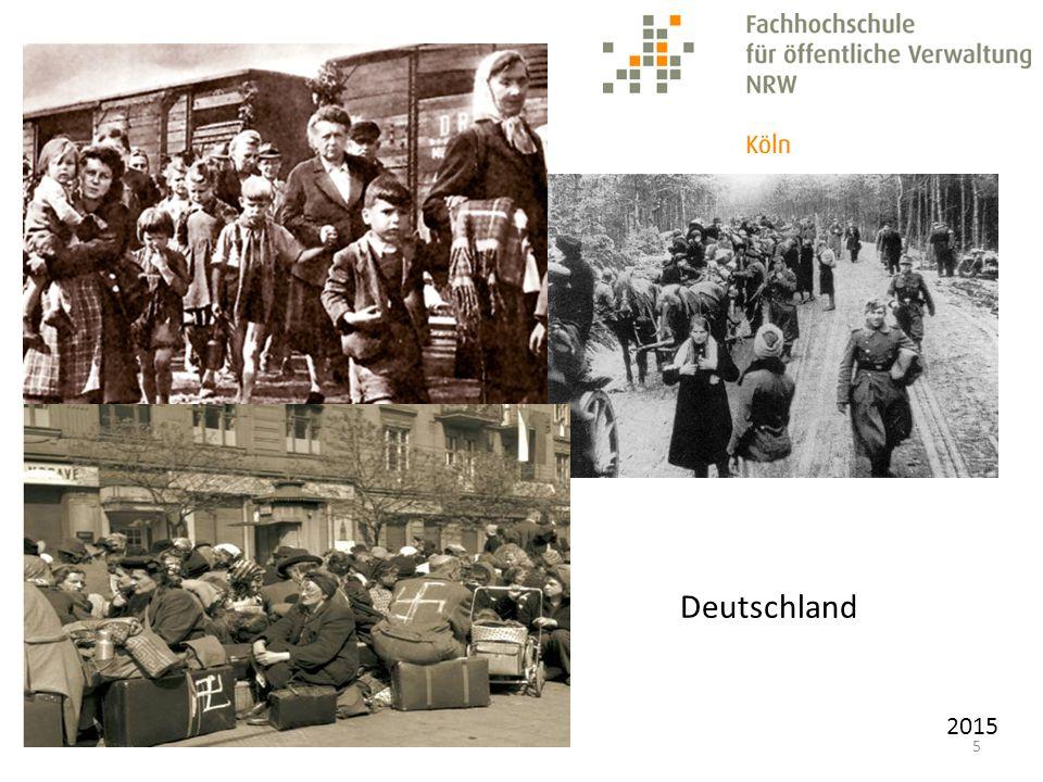 2009 Deutschland ist ein Einwanderungsland. 86