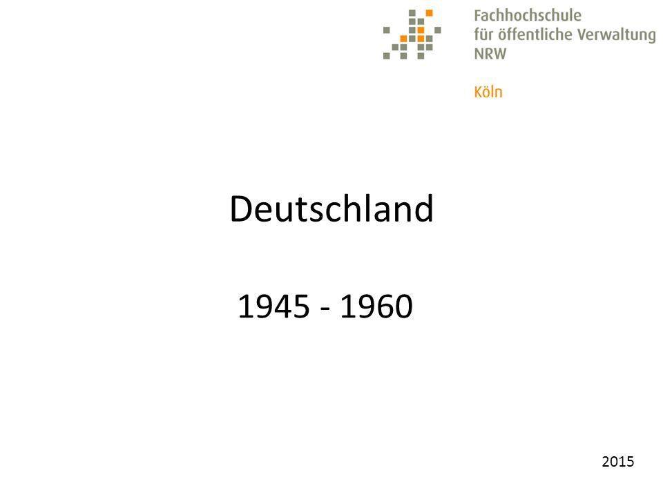 2015 Lastenausgleichsgesetz Bundesvertriebenen- und Flüchtlingsgesetz garantiert Aussiedlern den Flüchtlingsstatus und die soziale und politische Teilhabe sichert die materielle Entschädigung der Flüchtlinge und Vertriebenen 1952 1953 10 Deutschland