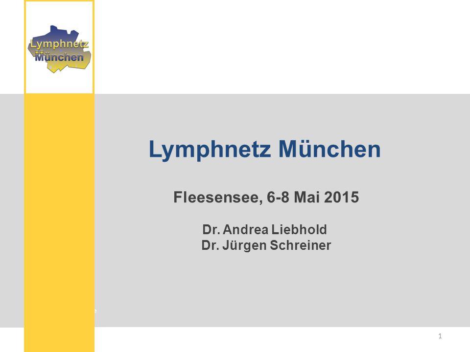 www.kurtze.de Lymphnetz München www.kurtze.de Dr.