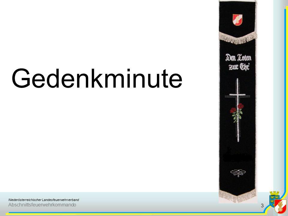 Niederösterreichischer Landesfeuerwehrverband Abschnittsfeuerwehrkommando Extra Nachfragen.