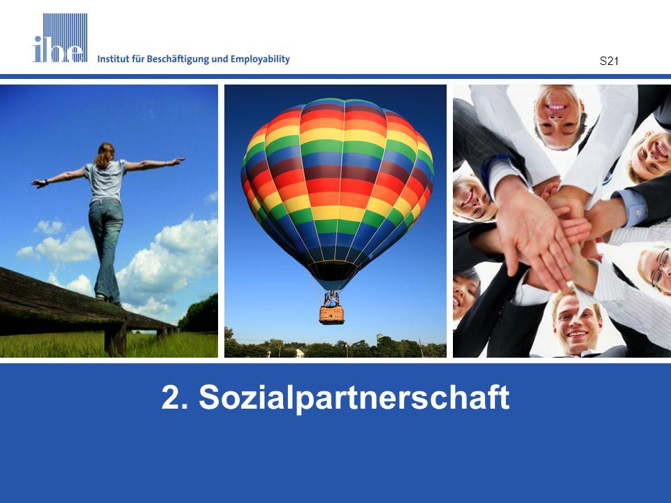2. Sozialpartnerschaft S21