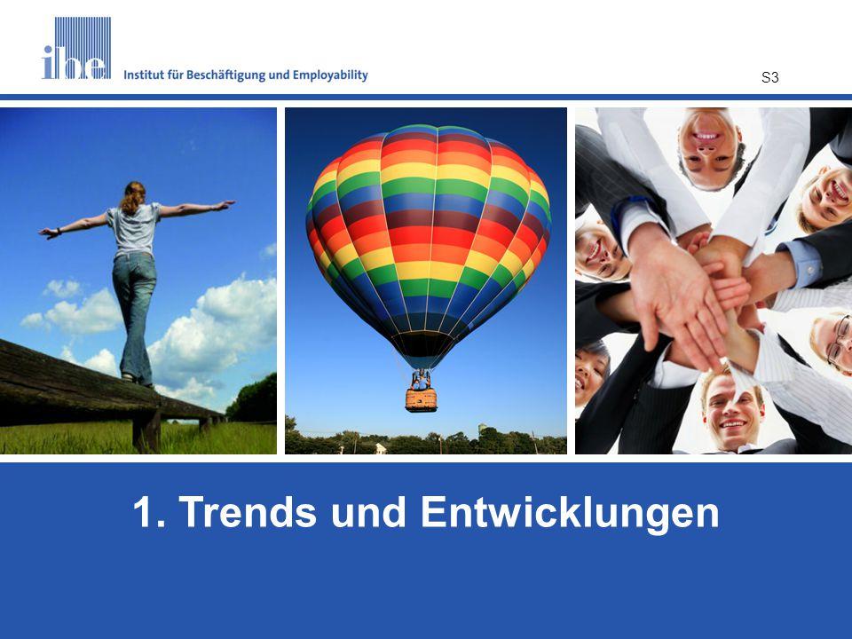 1. Trends und Entwicklungen S3