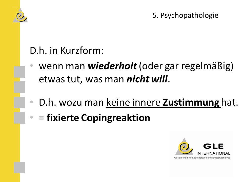5.Psychopathologie D.h.
