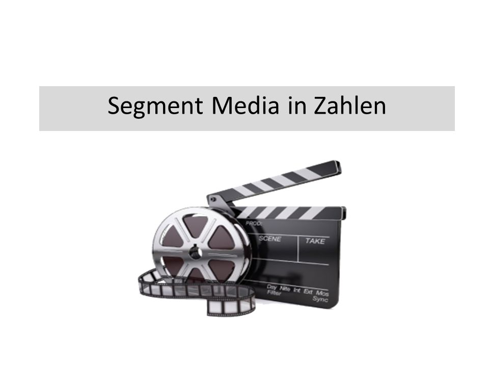 Segment Media in Zahlen