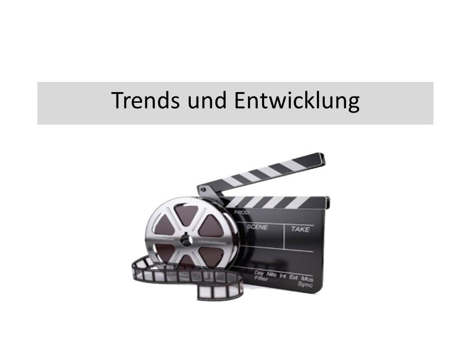 Trends und Entwicklung