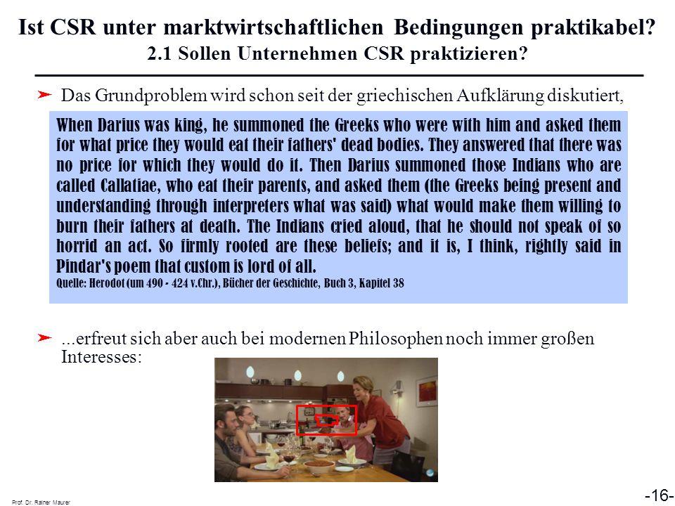 ➤ Das Grundproblem wird schon seit der griechischen Aufklärung diskutiert, ➤...erfreut sich aber auch bei modernen Philosophen noch immer großen Inter