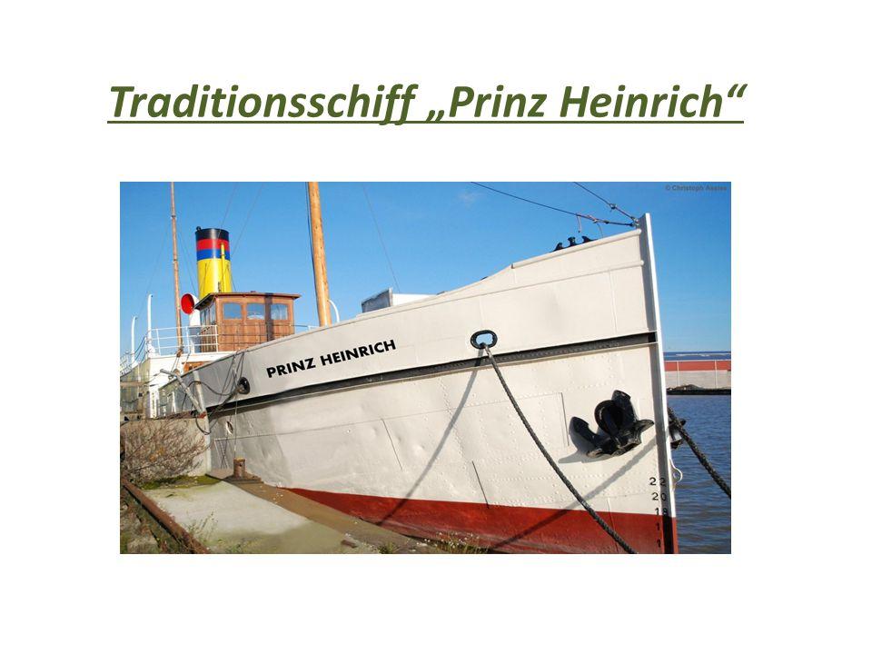 """Traditionsschiff """"Prinz Heinrich"""" Besatzung"""