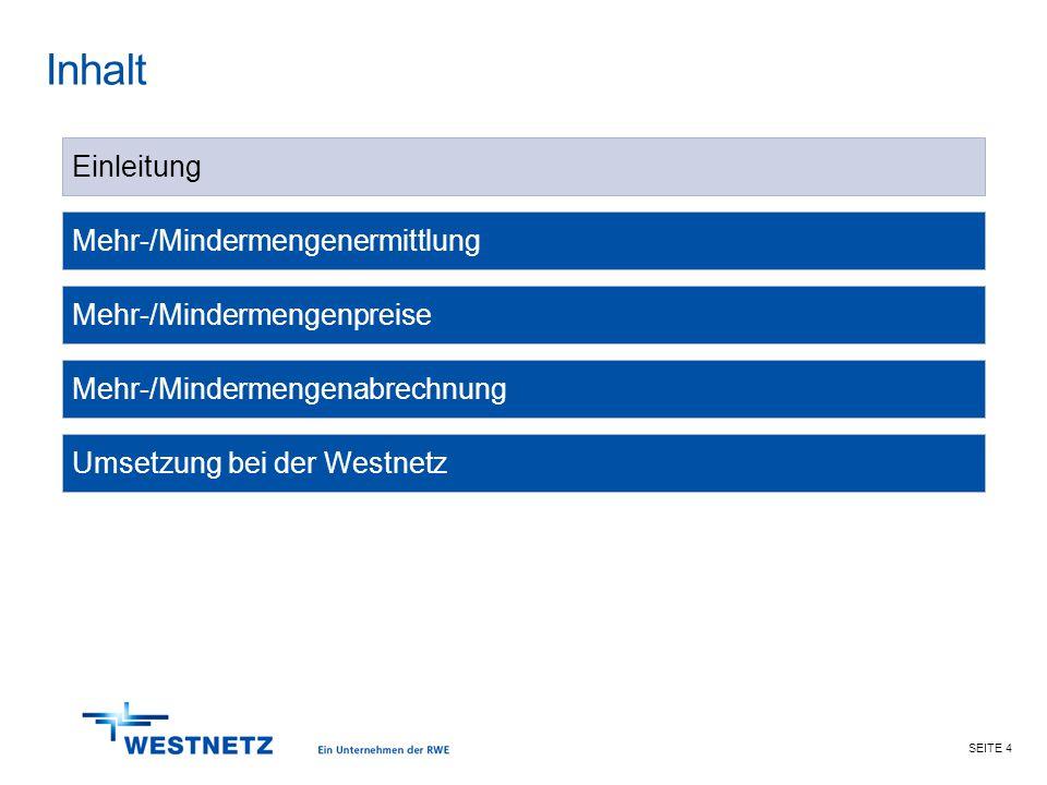 SEITE 15 Mengenermittlung Fall 2b: Netznutzung ohne Bilanzierung >Netznutzung ohne Bilanzierung: Ist kein Bilanzierungszeitraum vorhanden, entspricht der Mehr-/Mindermengenzeitraum dem Netznutzungszeitraum.