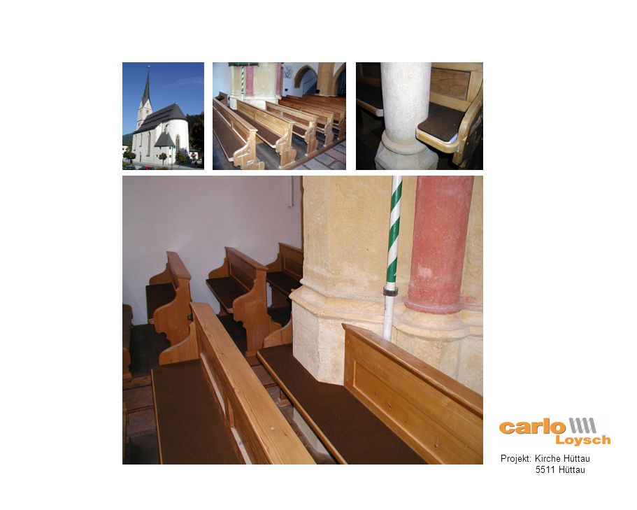 Projekt: Kirche Zeiselmauer 3424 Zeiselmauer