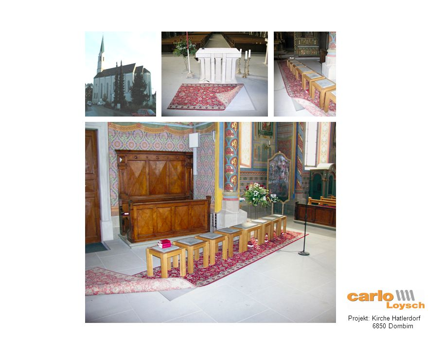 Projekt: Klosterkirche 3340 Waidhofen/Ybbs