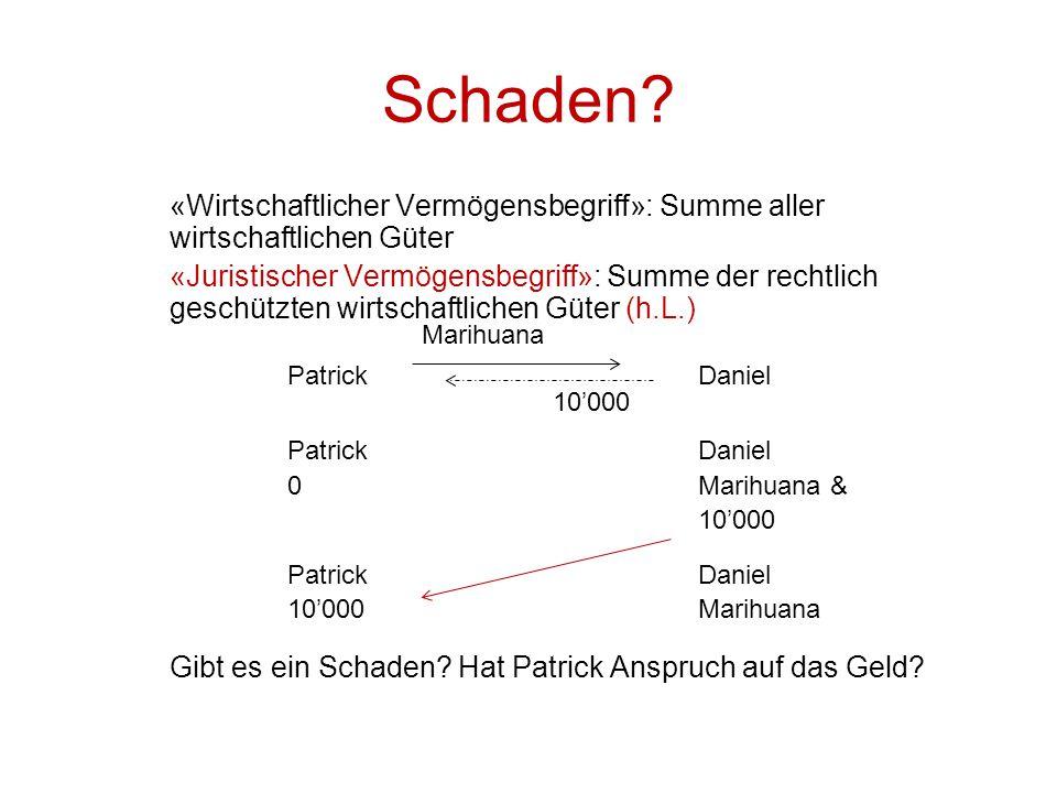E)Verkauf der Geräte Zwischenergebnis Thomas & Patrick  Hehlerei, 160 StGB   Geldwäscherei, Art.