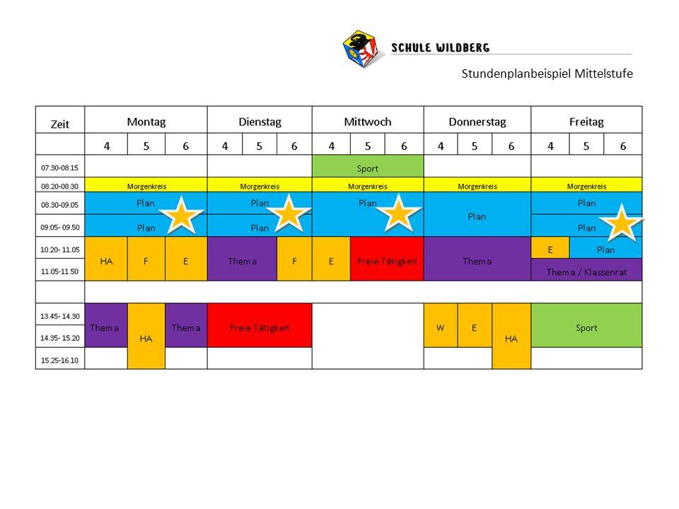 Verschiedene Lerngespräche Gespräche beim Zusammenstellen des Planes Lerngespräche während der Arbeitsphase Coachinggespräche (eigene Ziele)