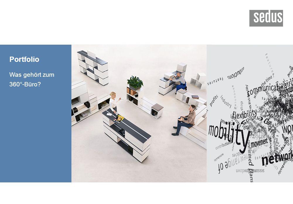 Was gehört zum 360 ° -Büro? Portfolio