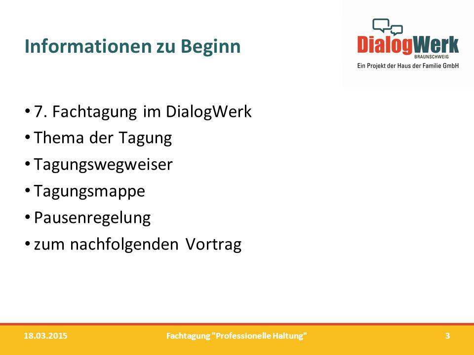 """Vortrag """"Auf die Haltung kommt es an! Alltagsintegrierte Spracharbeit erfordert professionelle Haltung Prof."""