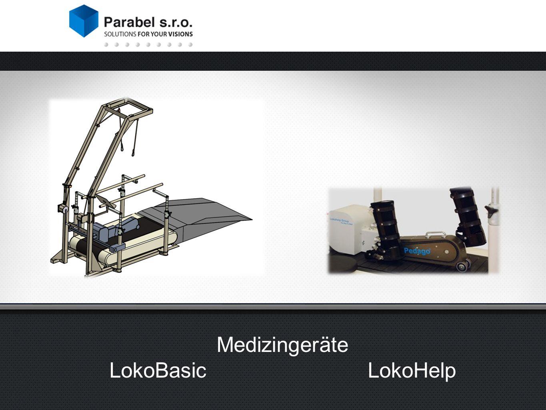 Medizingeräte LokoBasic LokoHelp
