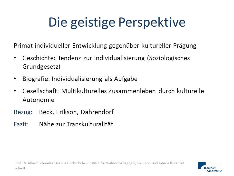 Die Entwicklungspsychologie Gegenläufige Tendenzen: Reifung und Selbstwirksamkeit Reifungsprozesse als Dispositionen 1.