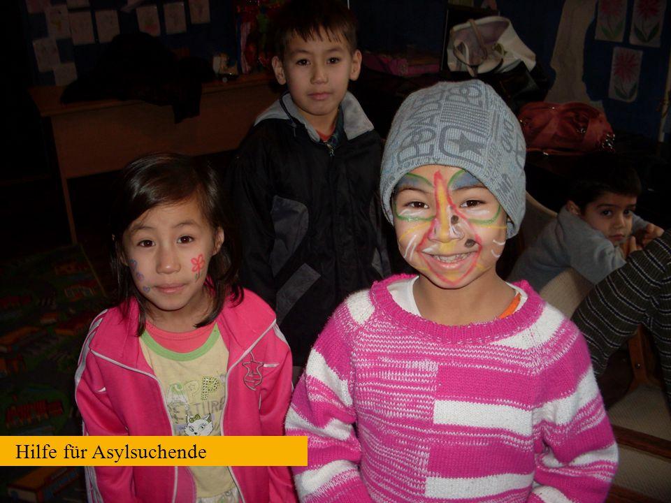 www.sozialertag.de Hilfe für Asylsuchende