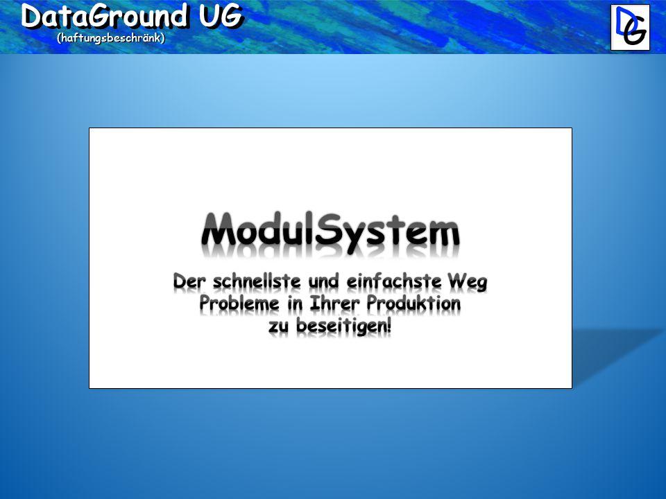 DataGround UG (haftungsbeschränk)