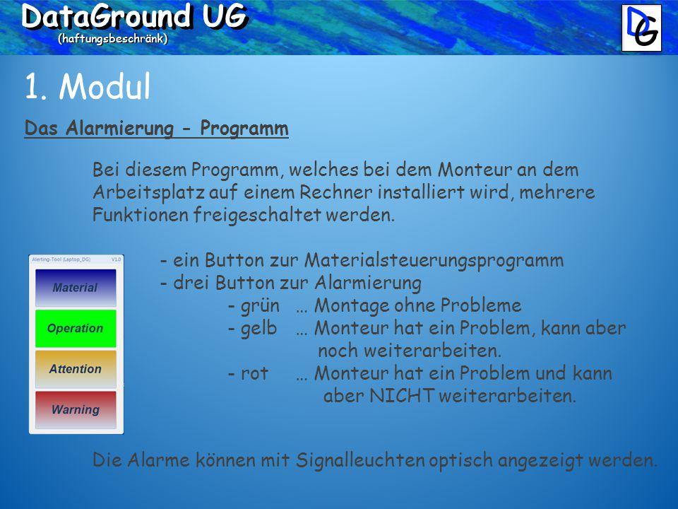 DataGround UG (haftungsbeschränk) Haben wir Sie überzeugt.