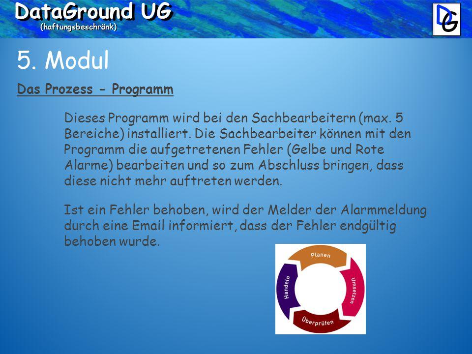 DataGround UG (haftungsbeschränk) 5.