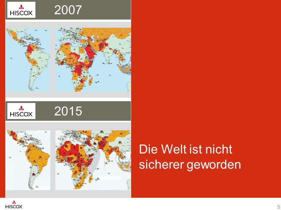 5 Die Welt ist nicht sicherer geworden 2007 2015 5