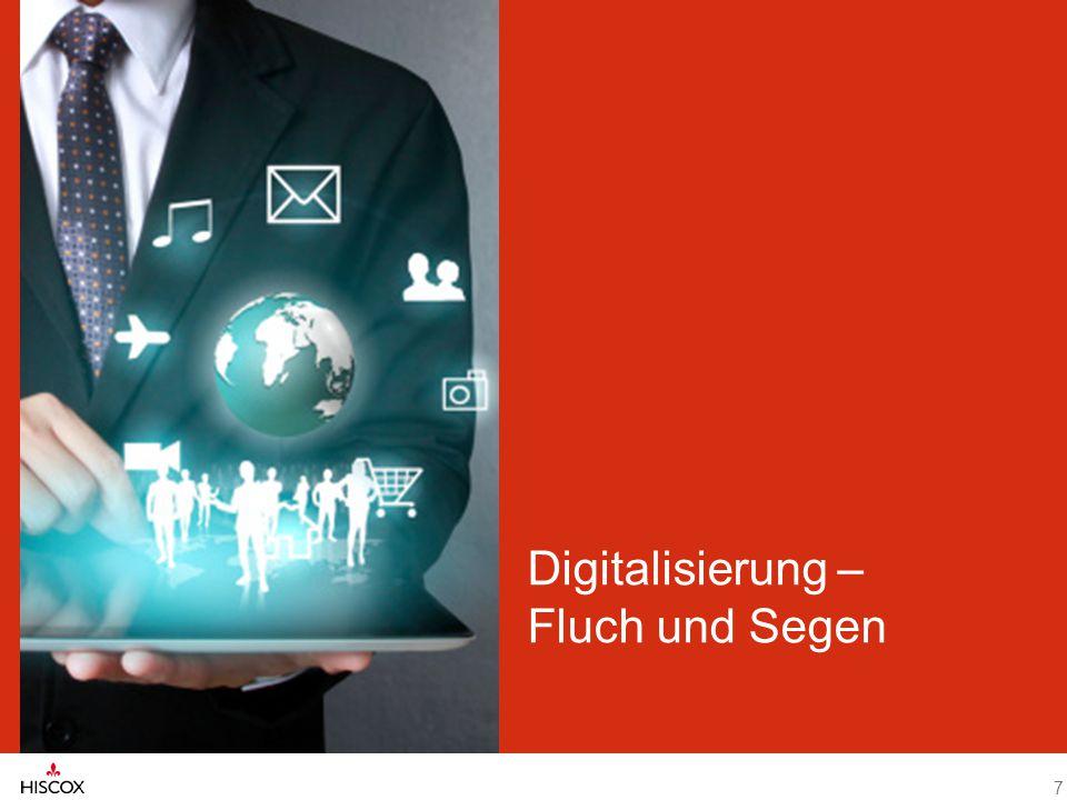 7 Digitalisierung – Fluch und Segen 7